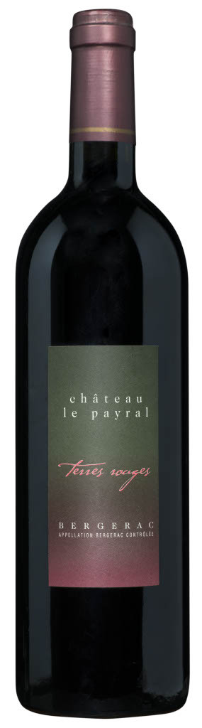 Chateau Payral, Terres Rouges